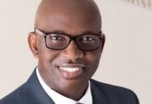 PICTURE of NLNG's Managaing Director